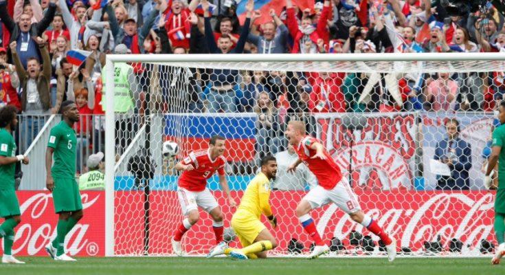 Rusia: ¿Quiénes anotaron los primeros goles en los últimos mundiales?