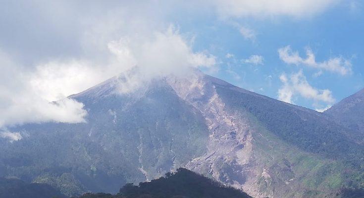 Alerta roja en Guatemala por la erupción del volcán de Fuego