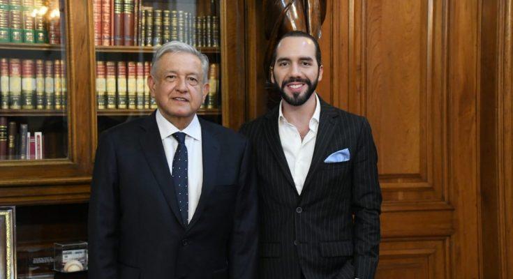 Presidente electo de El Salvador se reunirá con López Obrador